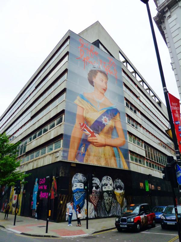 Mitos e verdades sobre a experiência internacional   Ruas de Londres   Foto: Andrea Tissenbaum