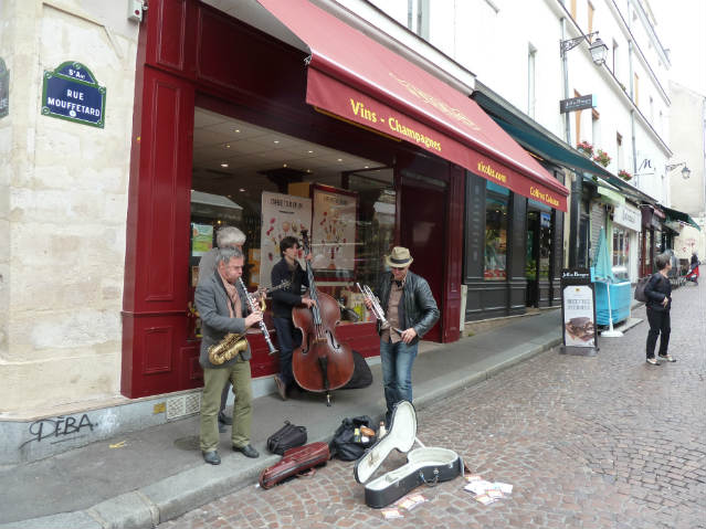 Rue Mouffetard | Foto: Andrea Tissenbaum
