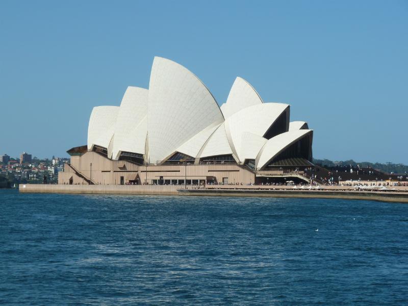 EXPO Educação Austrália e Nova Zelândia   Sydney Bay   Foto: Andrea Tissenbaum