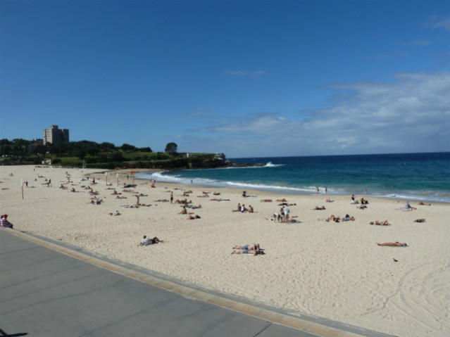 Coogee Beach, Sydney | Foto: Andrea Tissenbaum