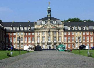 Westfälischen-Wilhelms-Universität (WWU)   Foto: Rüdiger Wölk, via Wikimedia Commons