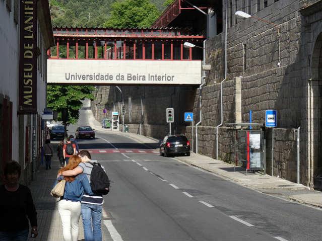 Universidade da Beira Interior   Foto: Jeffrey Beall, via Flickr