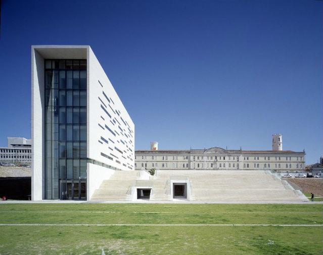 Universidade Nova de Lisboa   Foto: Colaborador de la Universidade Nova de Lisboa, via Wikimedia Co