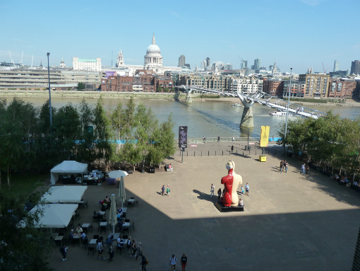 Foto: Andrea Tissenbaum | Tate Modern – Londres