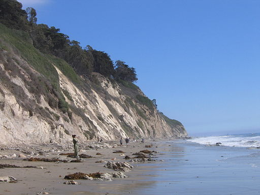 Sul da Califórnia   Arroyo Burro   Foto: Rebecca Stanek, via Wikimedia Commons