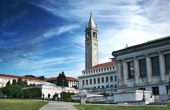 UC Berkeley Campus   Foto: by brainchildvn via Wikimedia Commons