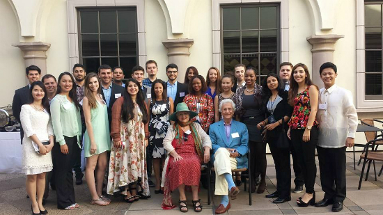 Foto: USD - Hansen Summer Institute | Class of 2015