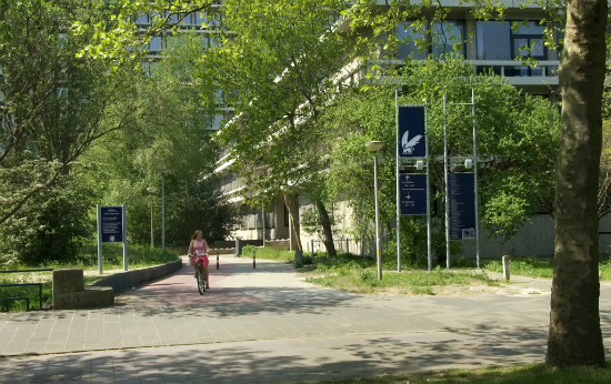 77 bolsas na Holanda | VU University Amsterdam | Foto: Scientist-100 via Wikimedia Commons