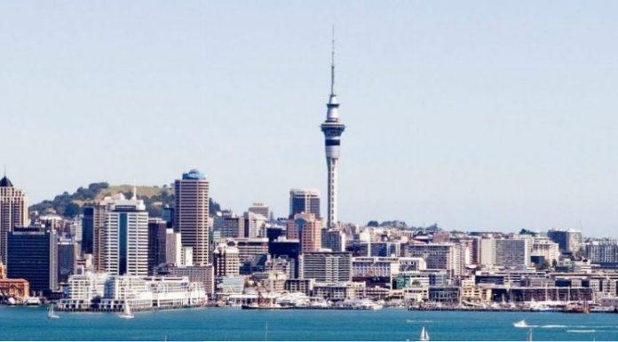 Nova Zelândia | Foto: Auckland Byaswater marina, via Wikimedia Commons