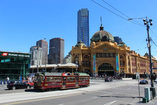 City Circle Tram | Foto: Liamdavies via Wikimedia Commons