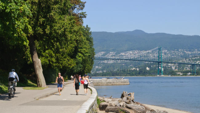 Stanley Park, Vancouver | Foto: InSapphoWeTrust, via Flickr
