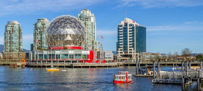 Vancouver, Canadá | Foto: gtriay, via PIxabay