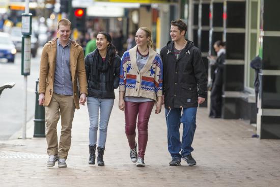 Estudantes na Nova Zelândia | Foto: Education New Zealand