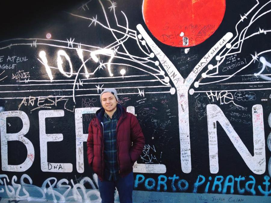 Arriscar e ganhar uma bolsa de estudos | Ruas de Lisboa | Foto: Gregorio Palmieri