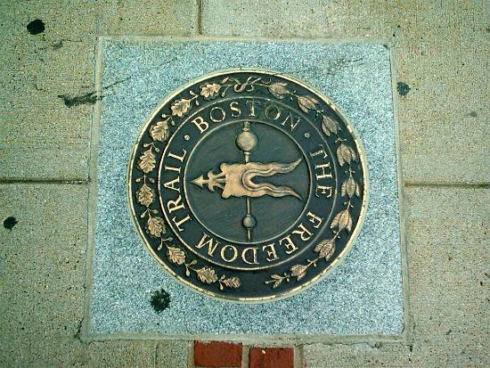 Freedom Trail - pontos históricos da Revolução Americana |Foto: Eranb