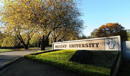 Foto: Massey University   Divulgação