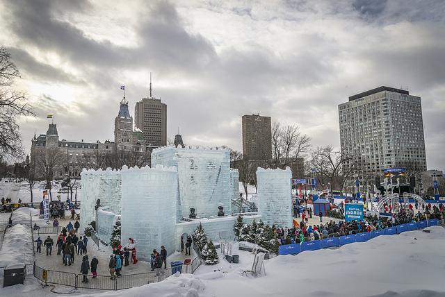 Carnaval de inverno de Quebec   Foto: Matias Garabedian via Flickr