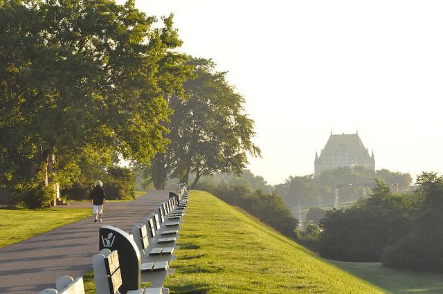 Parc des Champs-de-Bataille   Foto: Guillaume Cattiaux via Flickr