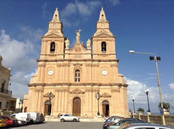 Igrejas em Malta | Foto: Daniela B. Loyola