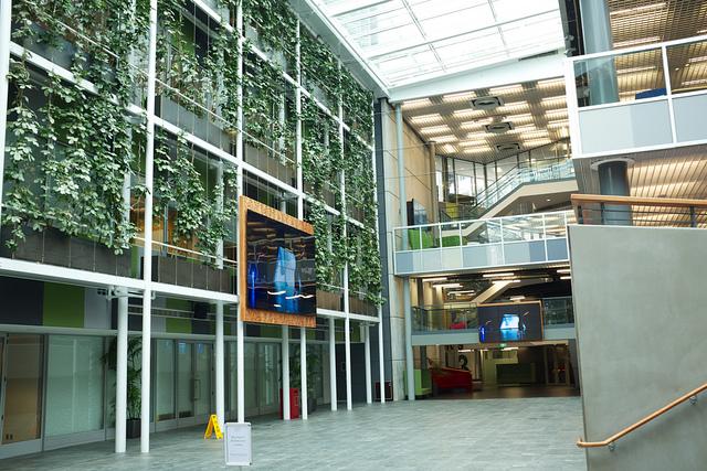 AUT, biblioteca & Sir Paul Reeves building | Foto: Mal Booth, via Flickr