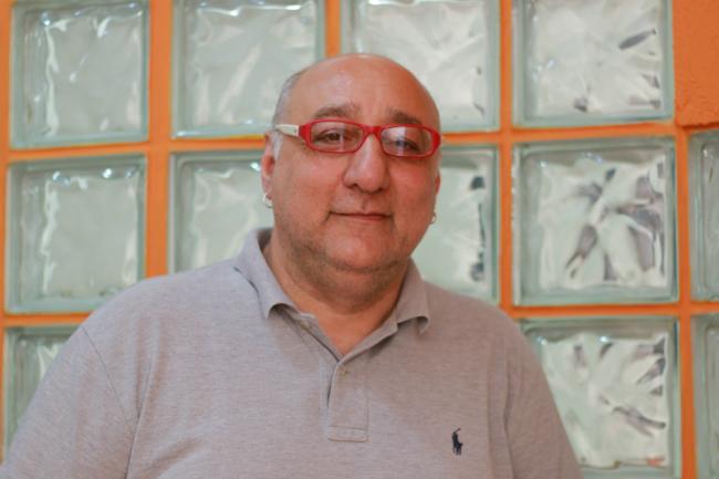 Danilo Russo, IIF | Foto: Andrea Tissenbaum