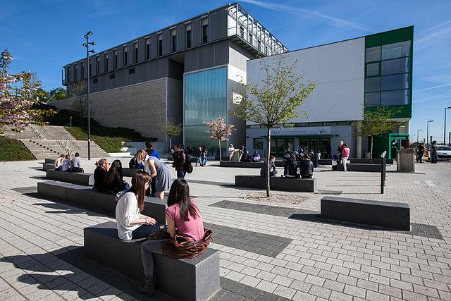 Université de Franche-Comté | Foto: Ludovic Godard, via Wikimedia Commons
