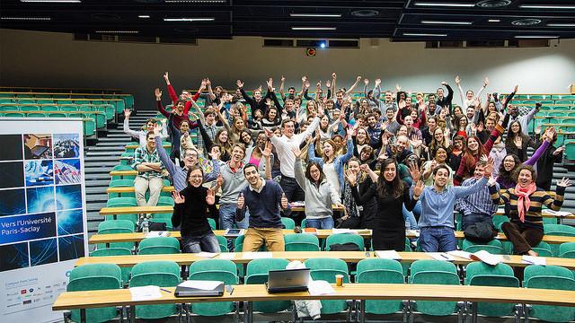 Université Paris-Saclay | Foto: Ecole polytechnique / Paris / France, via Flickr