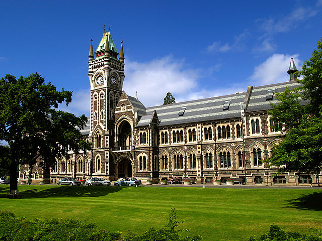 Agricultura e energia renovável | University of Otago | Foto: Ulrich Lange, via Wikimedia Commons