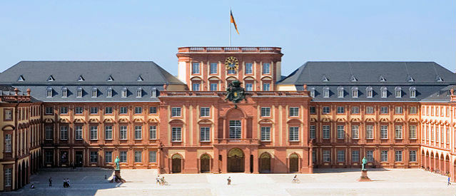 Mannheim University | Foto: Stefanie Eichler, via Wikimedia Commons