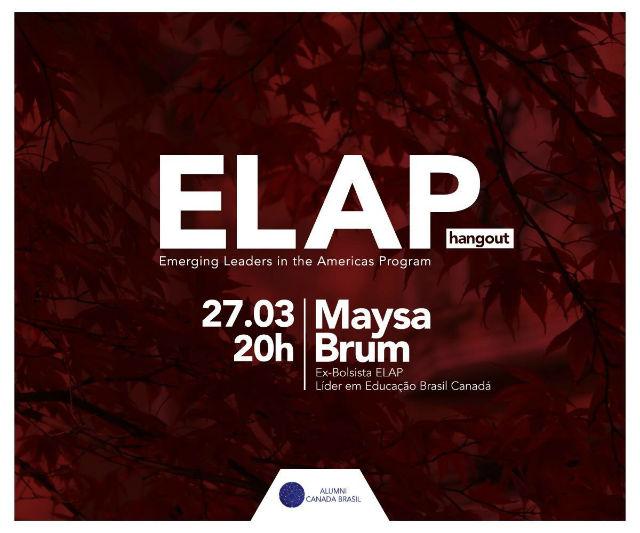ELAP Hangout | Divulgação