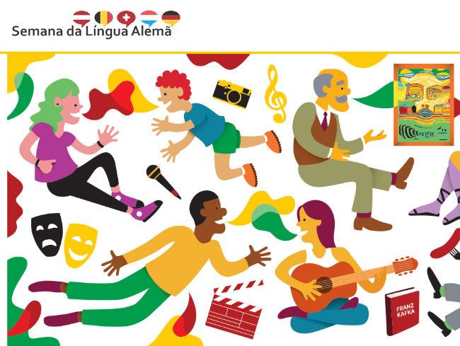 Semana da Língua Alemã | Divulgação