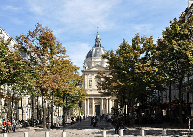 Sorbonne | Foto: Moonik, via Wikimedia Commons