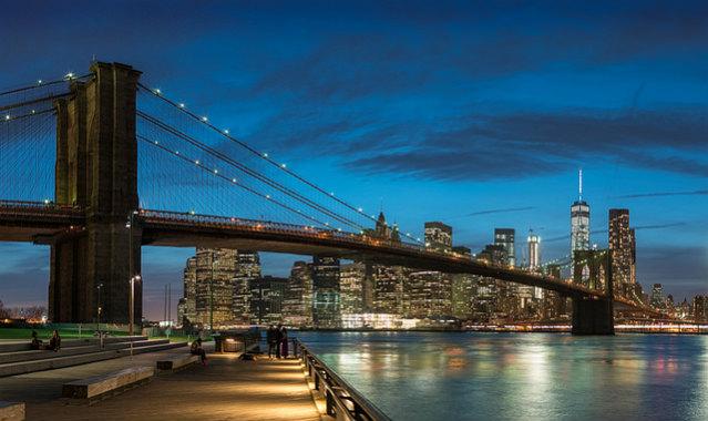 Brooklin Bridge   Foto: John Cunniff, via Flickr