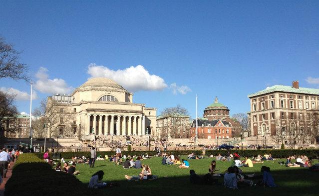 Nova York | Columbia University | Foto: Fernando Fisbein