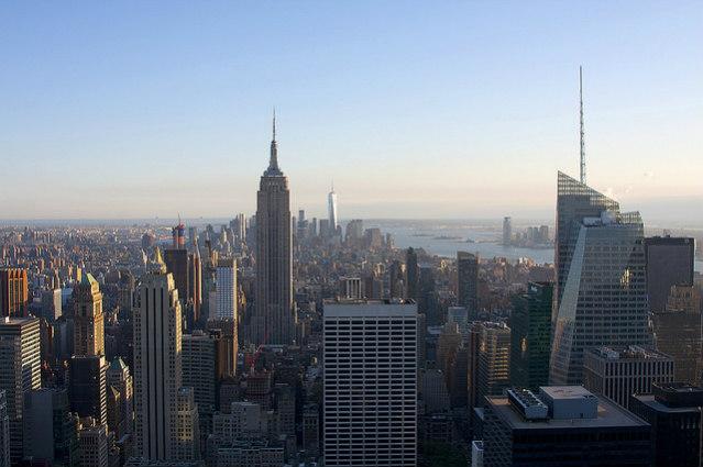 Empire State Building   Foto: Rob Schleiffert, via Flickr