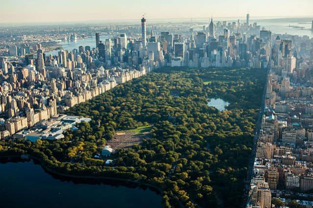 Central Park   Foto: Anthony Quintano, via Wikimedia Commons