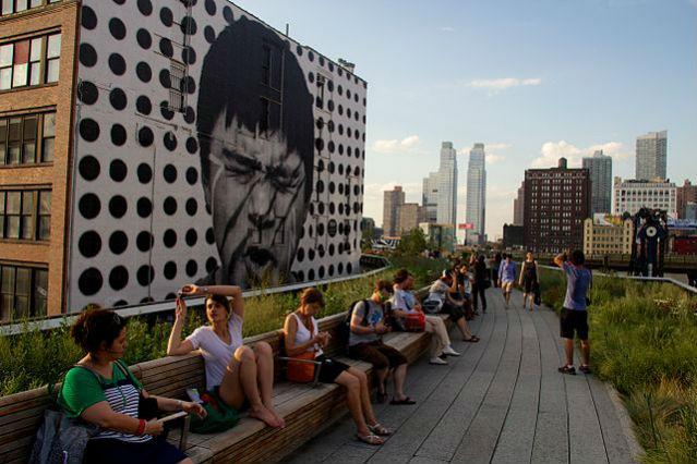 High Line   Foto: Mike Peel, via Wikimedia Commons