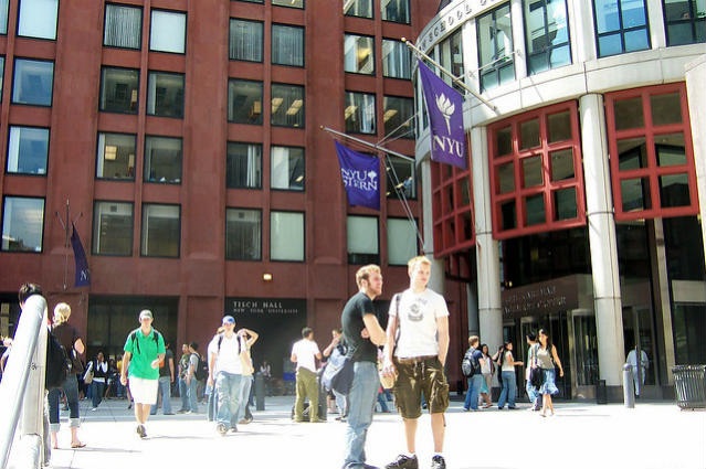New York University   Foto: Barry Solow, via Flickr