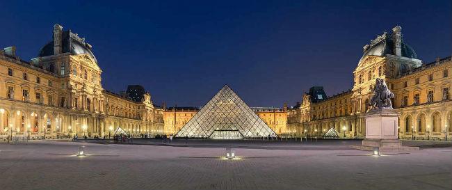 Estude francês | Louvre | Foto: Benh LIEU SONG, via Wikimedia Commons