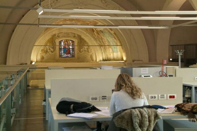 Doutorado na Itália | Foto: IMT Alti Studi di Lucca