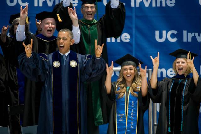 Fundação Obama | Foto: UC Irvine, via Flickr
