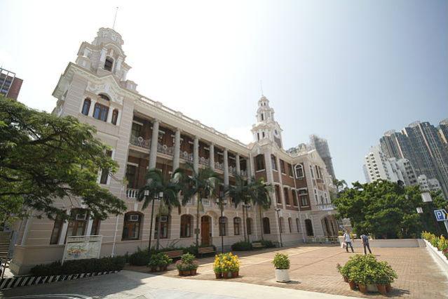 Campus da HKU | Foto: Ka-FaiSo, via Wikimedia Commons
