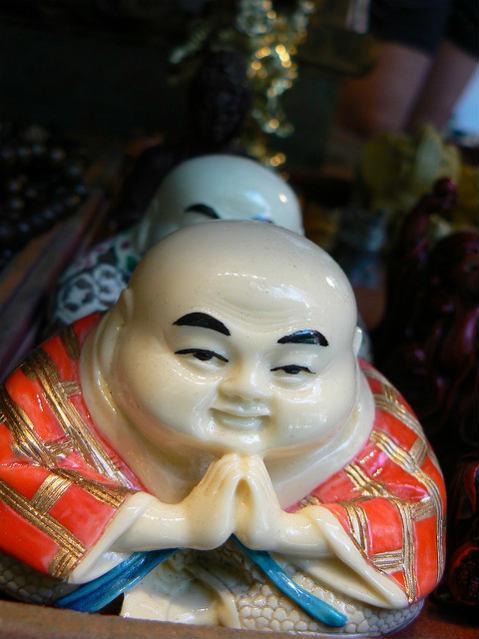 Templo Man Mo | Foto: Constatine Agustin, via Flickr