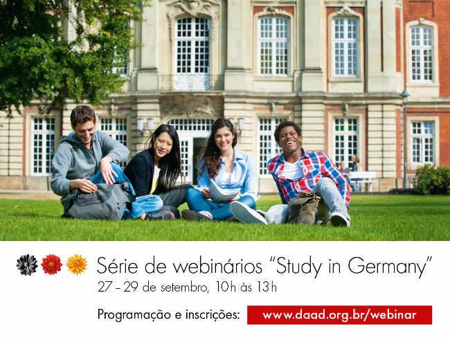 Estudar na Alemanha | Crédito: Divulgação