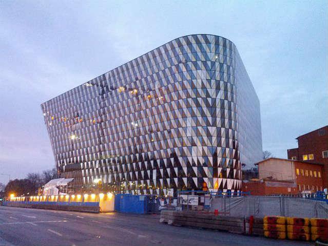 Karolinska Institute | Foto: Ainali, via Wikimedia Commons