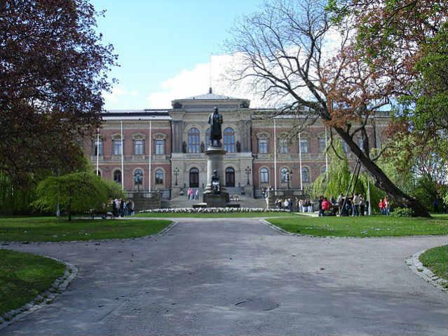 Uppsala University | Foto: Jonas Ryberg, Wikimedia Commons