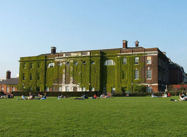 Universidades britânicas | Goldsmiths University | Foto: Alex Blandford, via Wikimedia Commons