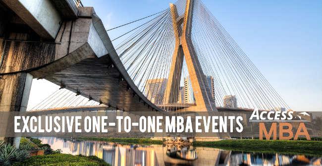 Evento Access MBA | Crédito: Divulgação