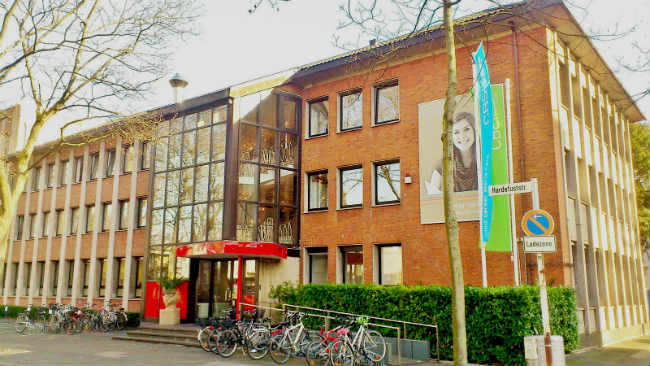 Cologne Business School | Foto: Babbelbabbel, via Wikimedia Commons