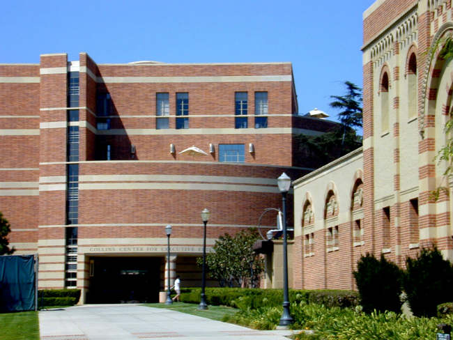 Anderson School of Management | Foto Ucla 90024 via Wikimedia Commons
